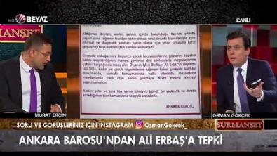Ali Erbaş'a yapılan çirkin saldırıya tepki (2)