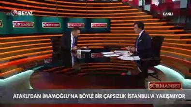 Osman Gökçek; 'İşte sizin demokrasi anlayışınız'