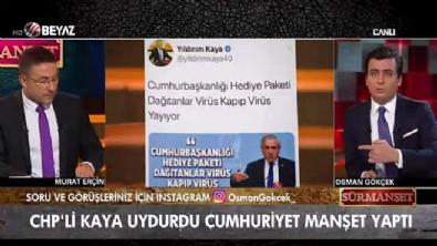 Osman Gökçek; 'Koronavirüs ile ilgili CHP'li belediyelerden hesap sorun!'