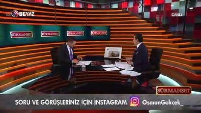Osman Gökçek, Metin Uca'ya haddini bildirdi!
