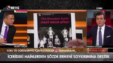 Osman Gökçek o ünlüleri eleştirdi!