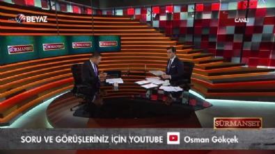 Osman Gökçek'ten Soner Yalçın'a tepki!