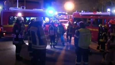 - Almanya'daki yangında ırkçılık şüphesi - 'Aşırıcılık ve terörizm' nedeniyle soruşturma başlatıldı