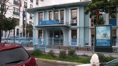 benin -  Bakırköy İSKİ şubesi korona virüs iddiasıyla kapatıldı