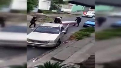 Ekvador'da mezarlıklarda yer kalmadı, polis cenazeleri evlerin önüne bırakmaya başladı