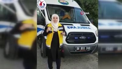 kamu calisanlari -  Gölbaşı'nda görev yapan kamu çalışanlarından İşaret Dili İle 'Evde Kalın' çağrısı