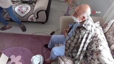 Nezaketiyle gönüllerde taht kuran Burhan amca, devletten yardım bekliyor