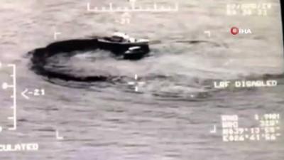 kacak avci -  Sahil Güvenlik Komutanlığından deniz patlıcanı operasyonu