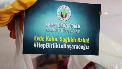 Alaşehir Belediyesinden 2 bin aileye gıda yardımı