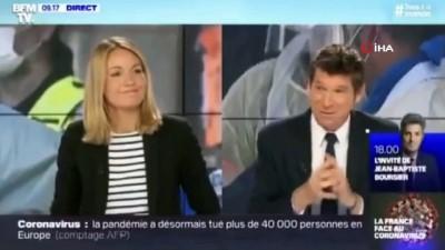 - Fransız haber sunucusundan hayatını kaybeden Çinliler için skandal yorum: 'Pokemonları görmüyorlar'