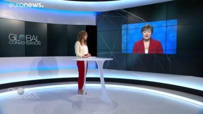 IMF'nin yeni başkanı Georgieva: Brexit'in ekonomik büyümeyi kötü etkileyeceği yönünde endişeliyiz