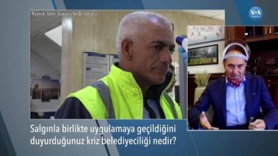 Tunç Soyer İzmir'de Corona'ya Karşı Kriz Belediyeciliğine Geçti