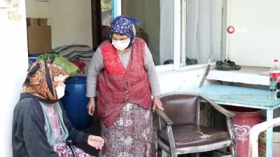 Asırlık çınarlar ve Şehit anneleri ziyaret edildi