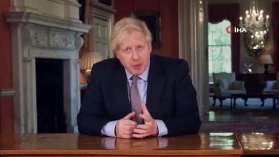 - İngiltere Başbakanı Johnson: 'Karantinayı bitirme zamanı değil'