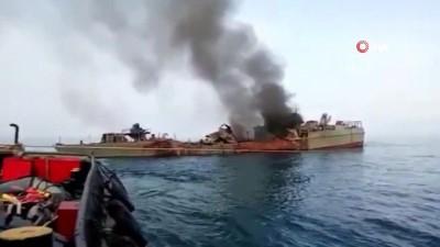 - İran'da savaş gemisi kazasında 19 kişi öldü