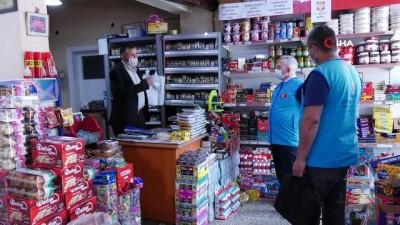 kredi karti -  Türkiye Diyanet Vakfı, Isparta'da 55 kişinin veresiye bakkal borcunu ödedi