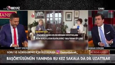Osman Gökçek; 'Bunlar aydınlanmamış'