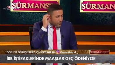 Osman Gökçek, İmamoğlu'nun o yalanını belgelerle ortaya çıkarttı!