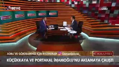 Osman Gökçek; İmamoğlu vatandaşın gözünün içine baka baka yalan söylüyor'