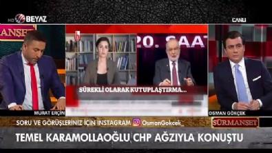 Temel Karamollaoğlu CHP ağzıyla konuştu!