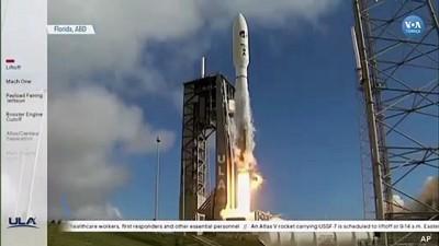 gizemli - Bir Dizi Deneyle Yüklü Gizemli Uzay Aracı Yörüngede