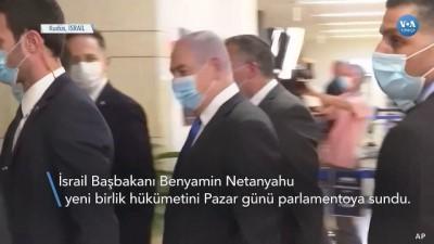Netanyahu Kabinesini Parlamentoya Sundu
