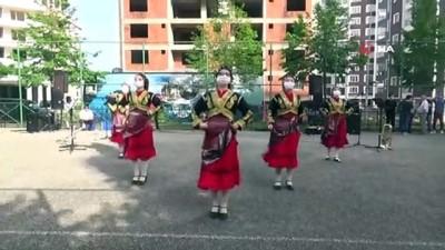 Giresun Belediyesi'nden şehrin dört bir yanında 19 Mayıs etkinliği