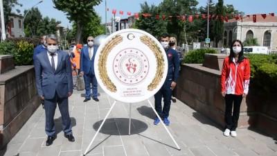 bagimsizlik - 19 Mayıs Atatürk'ü Anma, Gençlik ve Spor Bayramı kutlanıyor - MALATYA