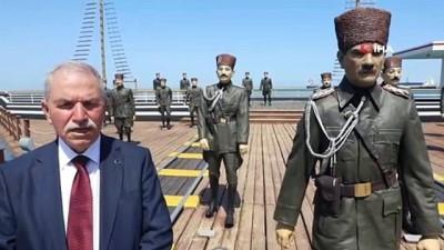 """bagimsizlik - Başkan Demirtaş : """"19 Mayıs 1919 kurtuluşa giden yolun ilk adımıdır"""""""