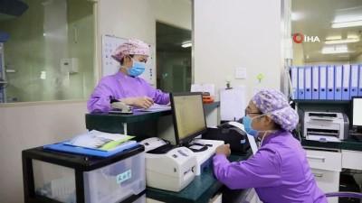 - Çin'de 7 yeni korona virüs vakası tespit edildi