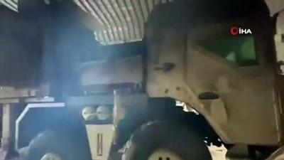 - Libya'da UMH güçleri, Vatiyye askeri hava üssünü kontrol altına aldı