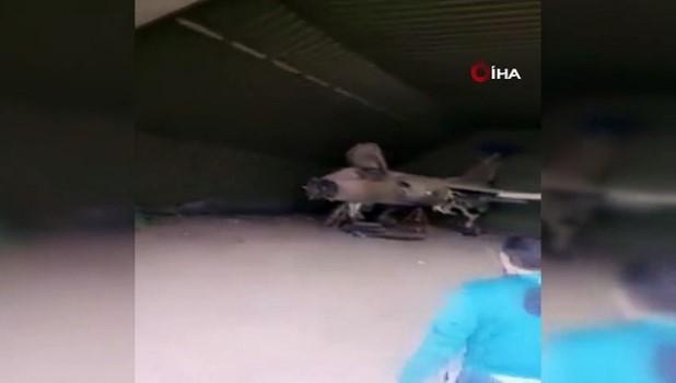 askeri hava ussu -  - Libya'da UMH güçleri, Vatiyye askeri hava üssünü kontrol altına aldı