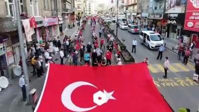 Nevşehir Belediyesi paylaştı, beğeni yağdı