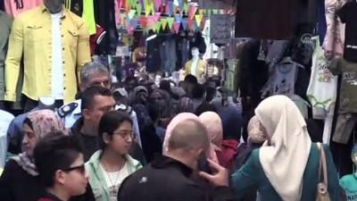 calisma saatleri - Ortadoğu'da tatlı dünyasının kalbi Nablus, ramazanda Kovid-19 durgunluğundan çıkıyor
