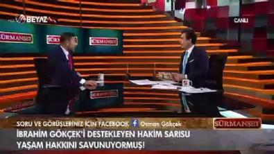 Osman Gökçek, 'Bu kadın mutlaka görevden alınmalı'