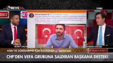 Osman Gökçek, 'Devlete saldıranları meşrulaştırmaya çalışıyorlar'