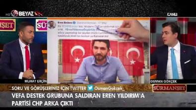 Osman Gökçek, Eren Erdem'e sert çıktı!