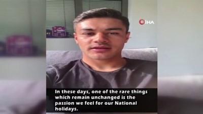 Ozan Kabak'tan 19 Mayıs mesajı