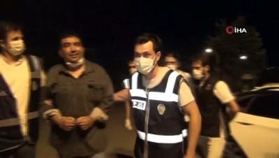 Sosyal medyada terör örgütüne destek iddiasıyla iki kişi Ayvalık'ta gözaltına alındı
