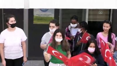 Yabancı öğrencilere 19 Mayıs sürprizi - ESKİŞEHİR