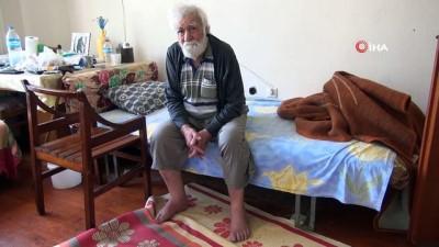 emekli maasi -  Yaşlı adamın 'Beni huzurevine alın' çağrısı
