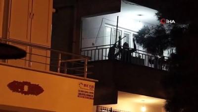 Batman'da balkon konseri