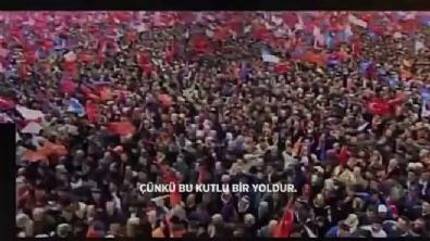 Cumhurbaşkanı Erdoğan'dan anlamlı mesaj!