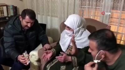 İçişleri Bakanı Süleyman Soylu ile görüntülü konuşan yaşlı kadın, bakandan öldüğünde tabutunu taşımasını istedi
