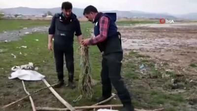 kacak avci -  Kaçak avcıları korona virüs bile durduramıyor