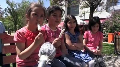 14 yaş ve altı çocuklar yeniden sokağa çıktı - AĞRI
