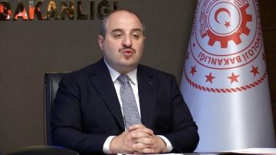 Bakan Varank: 'Gebze ve Ankara'da OSB'lerde Kovid-19 testleri düzenli olarak yapılıyor' - İSTANBUL