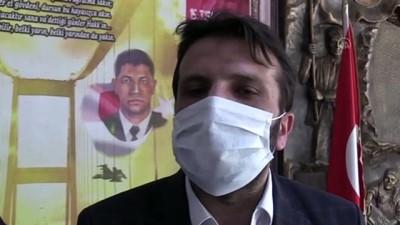 kamu gorevlileri - Öğretmenler kapı kapı dolaşarak maske dağıtıyor - EDİRNE