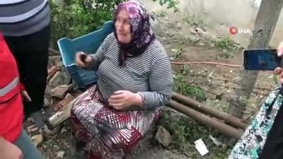 gida yardimi -  Evleri yanan Karameşe ailesi yardım bekliyor