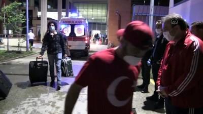 Karantinadaki 195 kişi evlerine gönderildi - ORDU